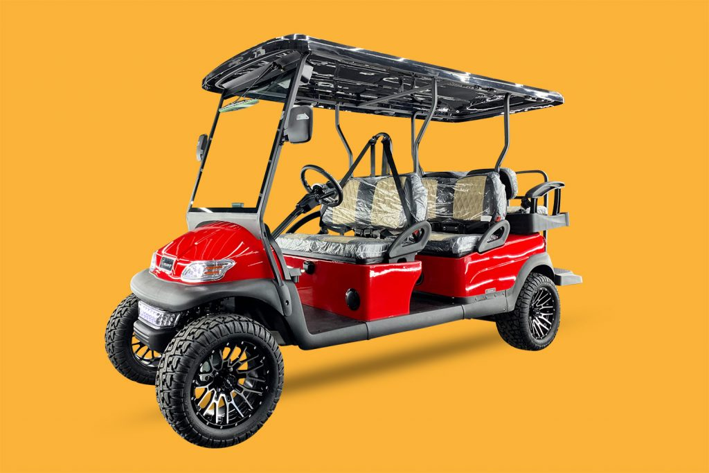 Trojan-EV-6-Seater-Red-1